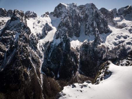 Albanian Alps
